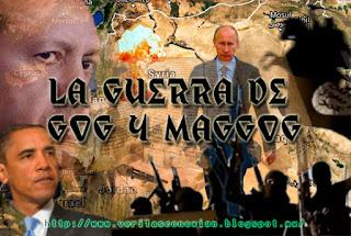 La Matrix de Gog y Maggog