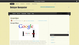 URL Redirection Demo Baru Di Blogger