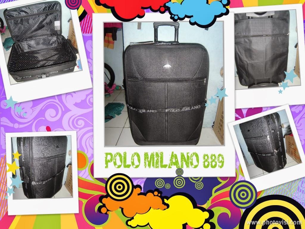Tas Koper Trolley Polo Milano 889 - Jual Tas Ransel a409f075ba
