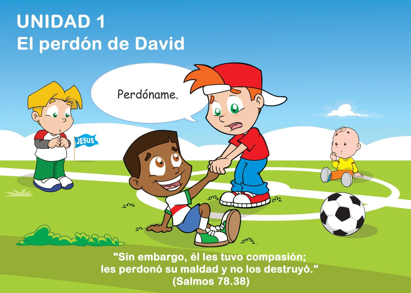 EBI Paraguay: EL PERDÓN DE DAVID