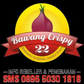 Bawang Goreng Pedas Crispy 22 Medan - Bawang Samosir Asli