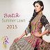Batik Latest Summer Lawn Collection 2015 by Moon Textile