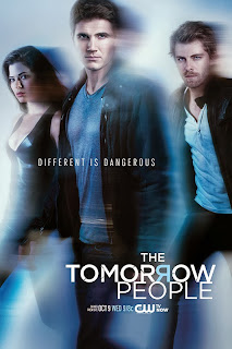 Download - The Tomorrow People S01E01 - HDTV AVI + RMVB Legendado