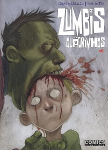 "Zine ""Zumbis em Quadrinhos"" #1"
