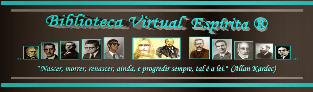 biblioteca virtual espírita