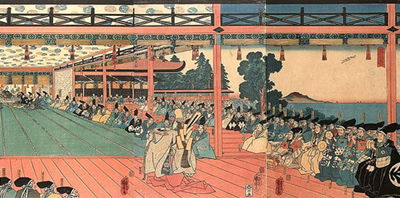 an introduction to the history of tokugawa japans policy of isolation World history study  technology, culture, and policy isolation  what might have been the ling term effect of japan's closed country policy.