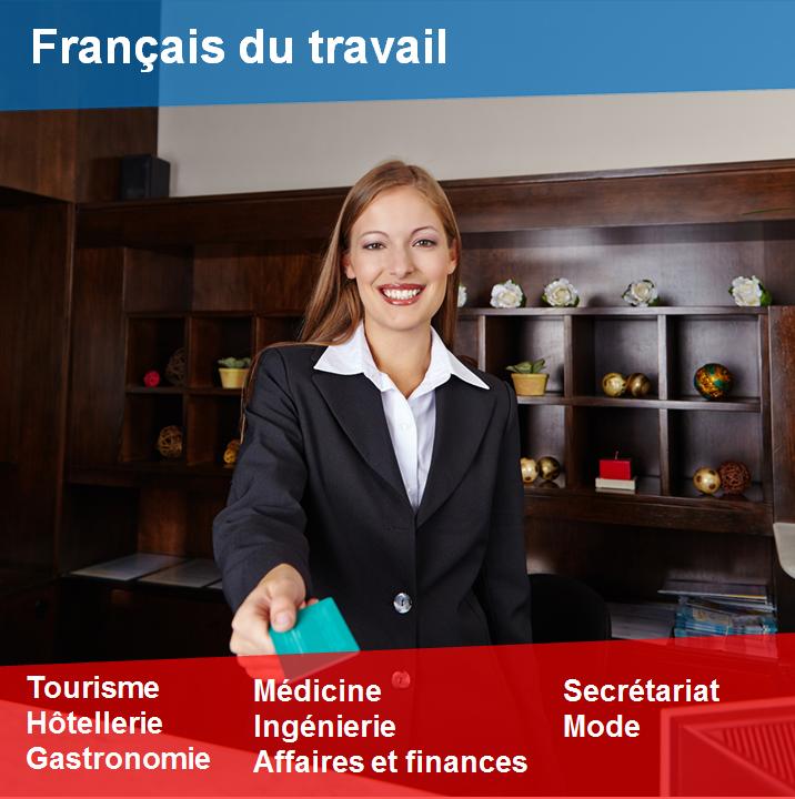 Français du monde du travail