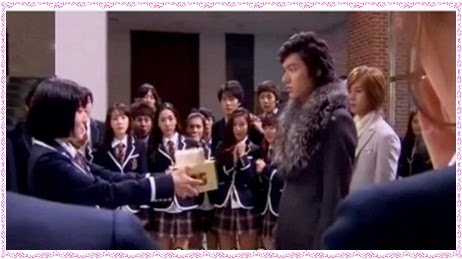Lee Min-Ho as Gun Jun Pyo in Boys over Flowers