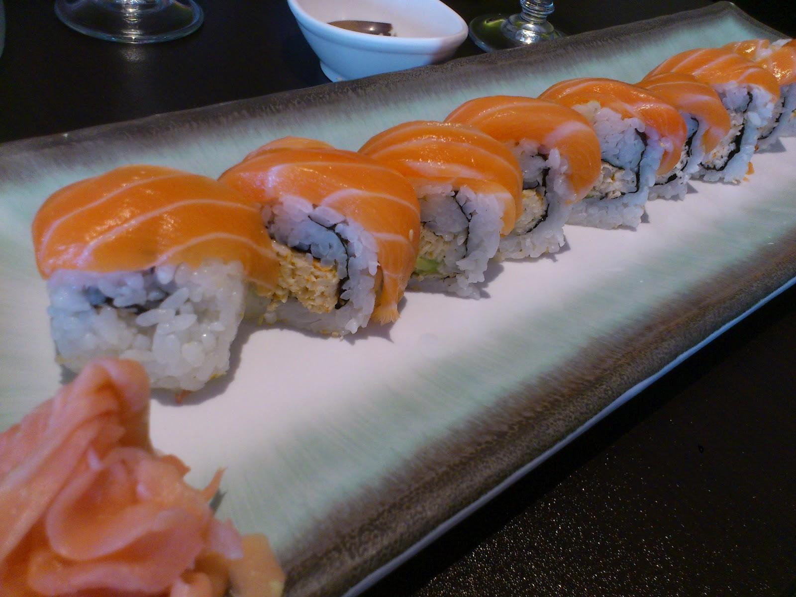 Le Blog De Ghislaine Une Semaine Au Restaurant Japonais