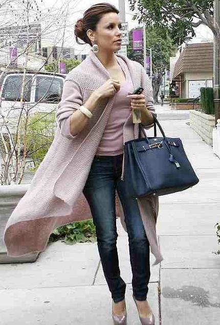 Fashion Magazine Eva Longoria Fashion