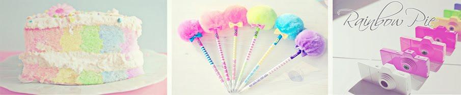 Rainbow Pie ~