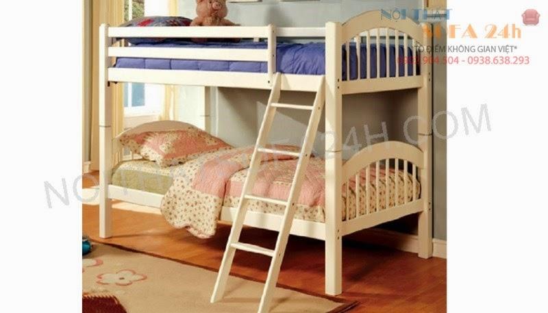 Giường tầng GT011