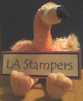 LA Stamper's Mascot