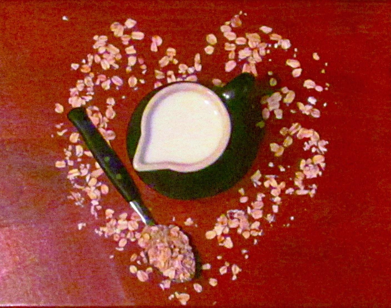 jak zrobić mleko z płatków owsianych