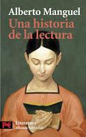 Una historia de la lectura, Alberto Manguel