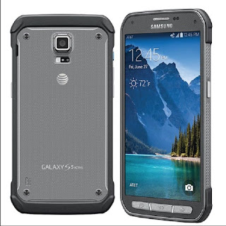 New Unlocked AT&T Samsung Galaxy S5 ACTIVE SM-G870A GSM Smartphone GRAY