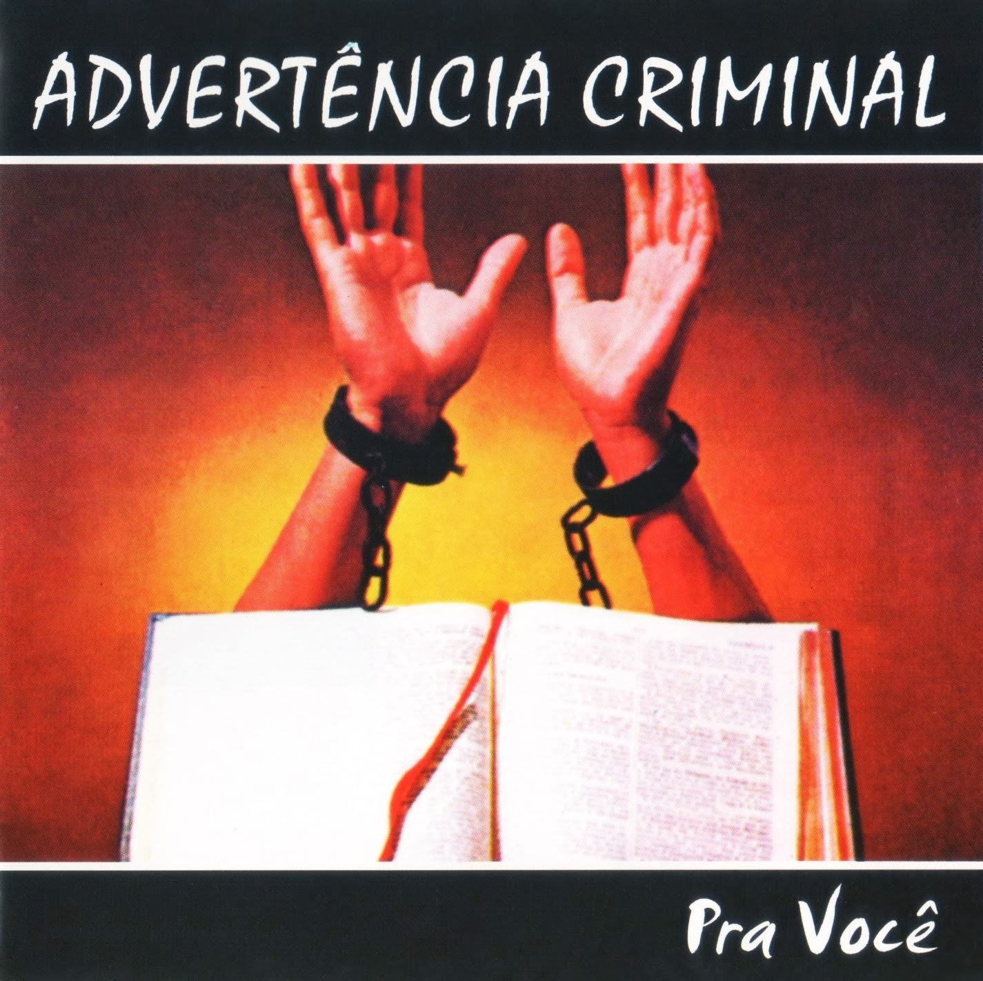 Advertência Criminal