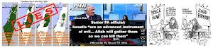 STOP Palestinian LIES