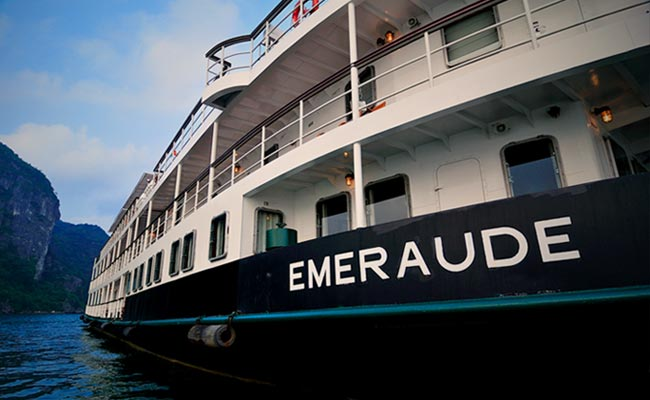Overview - Emeraude Cruise