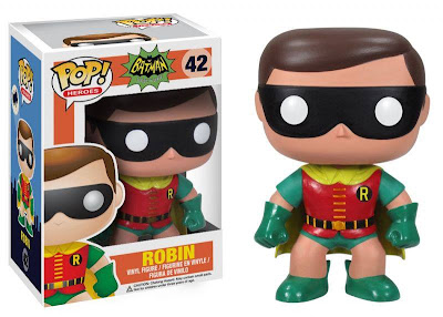 Funko Pop! Television Batman-Classic-TV-Series-Pop-Vinyl-Robin