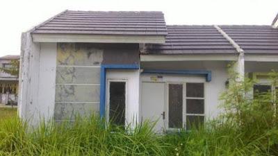 Darmawangsa Residence Over Kredit Rumah Harga 115 Juta