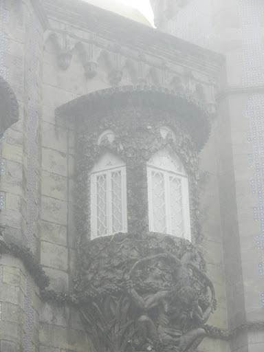 Пена, балкончик