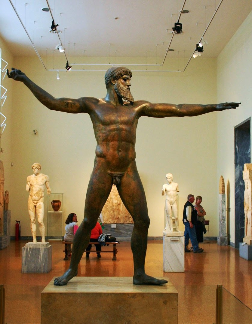 an analysis of greek sculptures What are the major differences between roman and greek a school was opened specifically for learning how to copy greek sculptures for more in-depth analysis.