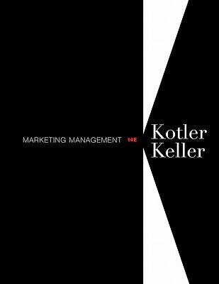 marketing management kotler chapter 2 mcqs