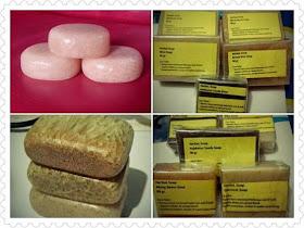 Batu Kristal Ajaib & Sabun Herbal