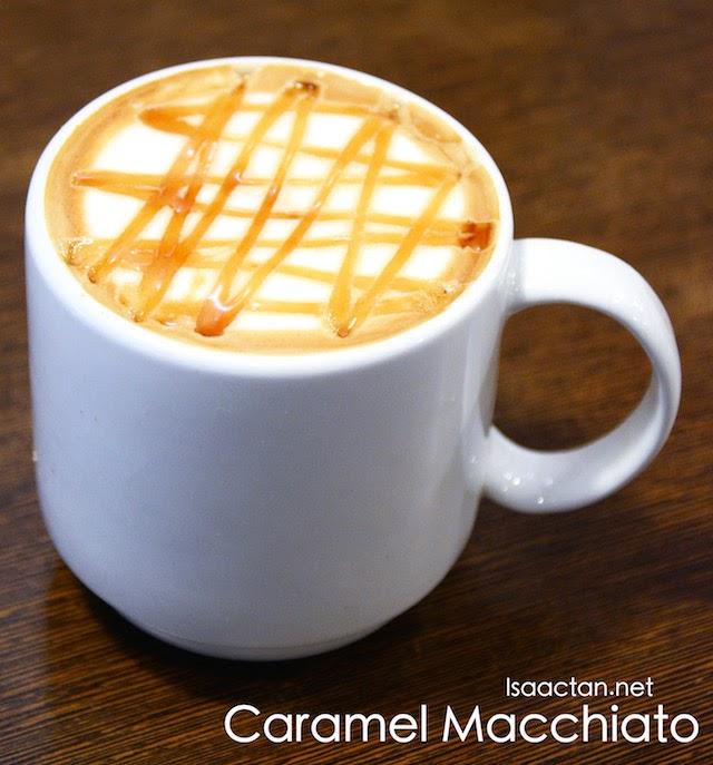 Caramel Macchiato - RM13.90