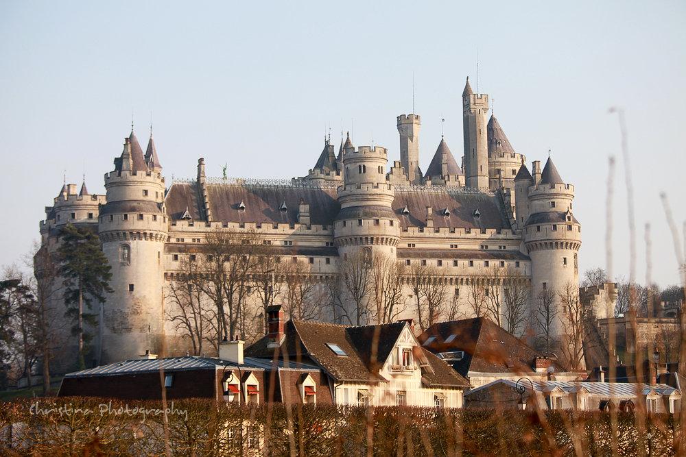 法國皮耶風城堡