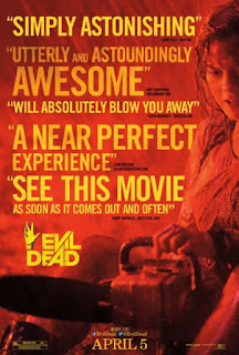 Download Evil Dead (2013) TS 350MB Direct Single Link