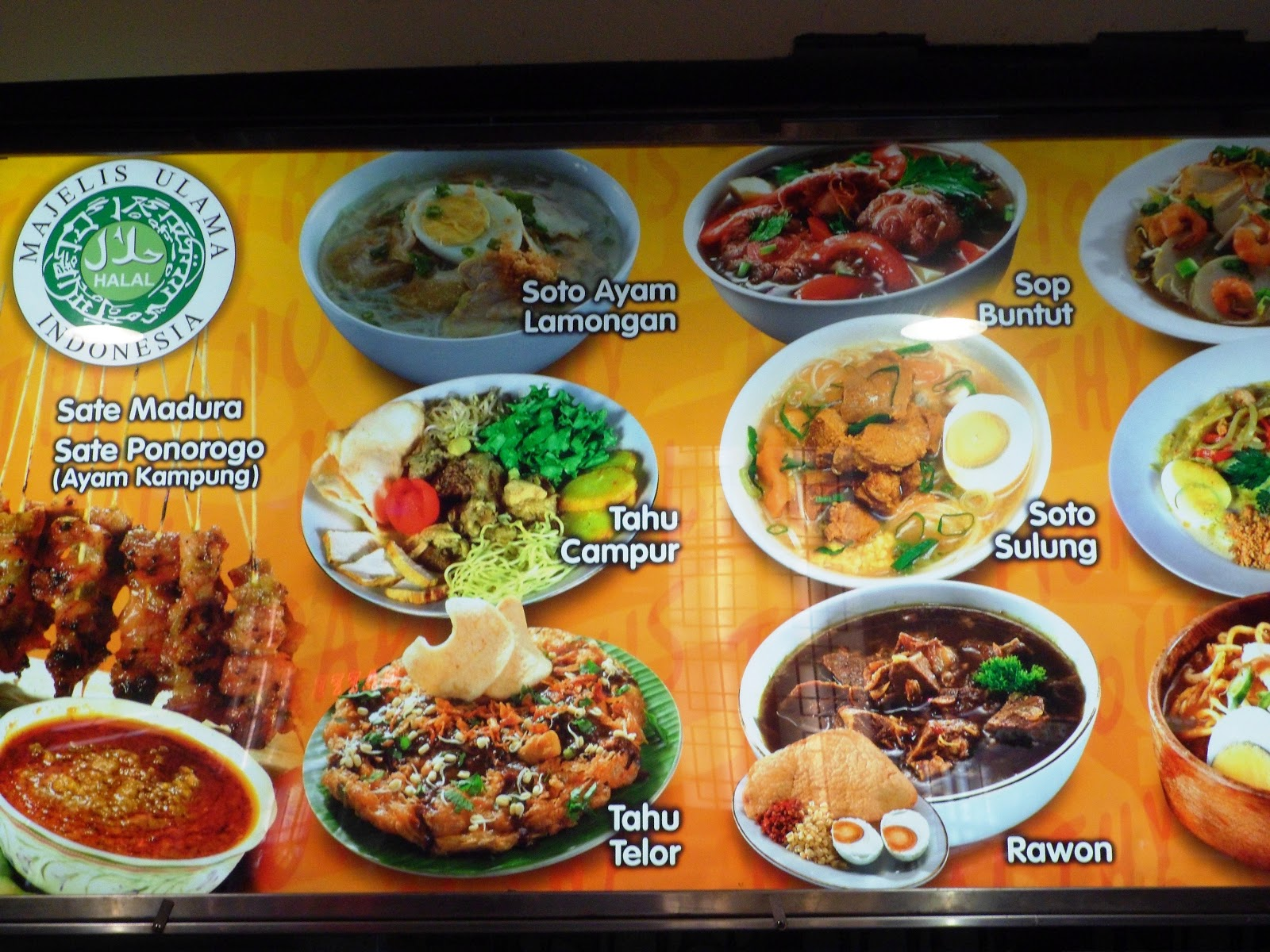 java kitchen halal culinary in indonesia