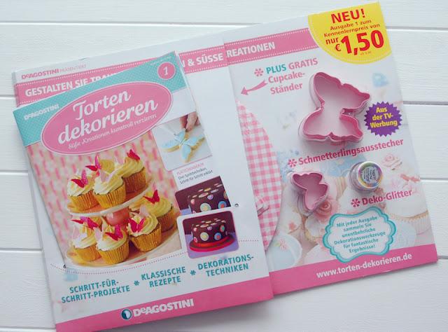Torten Dekorieren Zeitschrift kessy s pink sugar ein neues magazin geht an den start torten