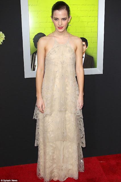 Emma Watson Wardrobe malfunction