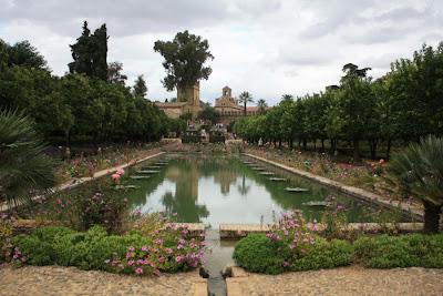 Gardens of the Alcazar of Cordoba