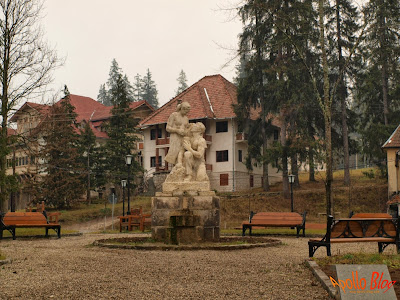 Statuie Borsec