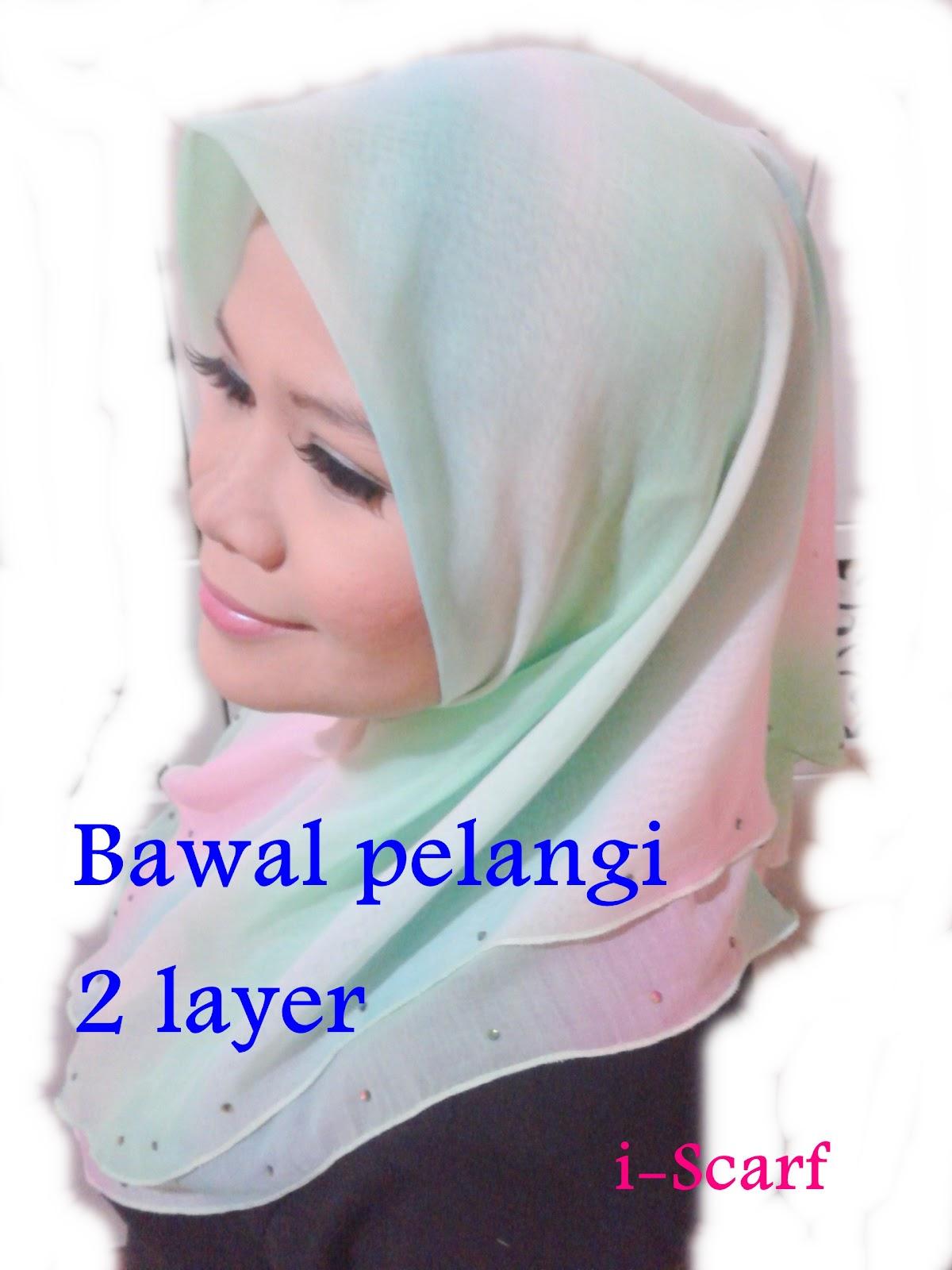 Bawal I-Risyia ( bawal 2 Layer)