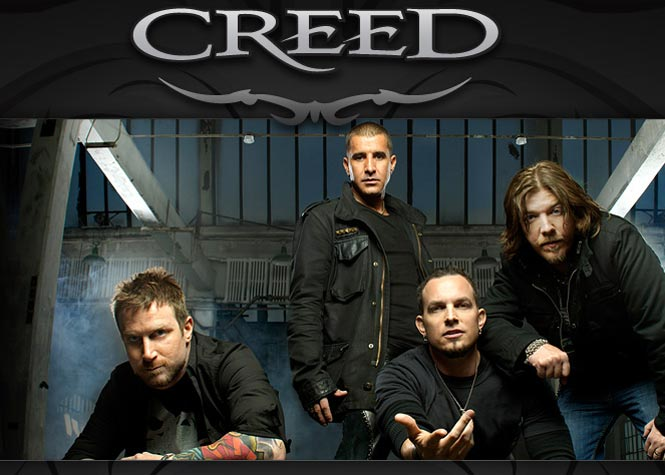Rock Band Wallpapers Creed Wallpaper