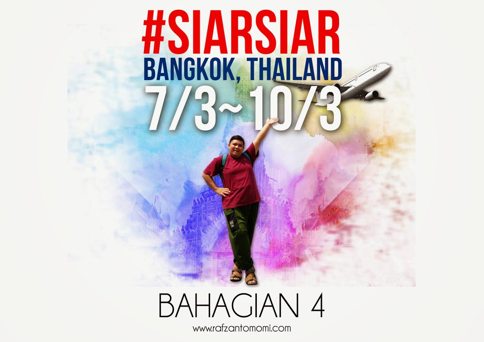 Siarsiar Bangkok Thailand 7 3 10 3 Bahagian 4 Madame Tussauds