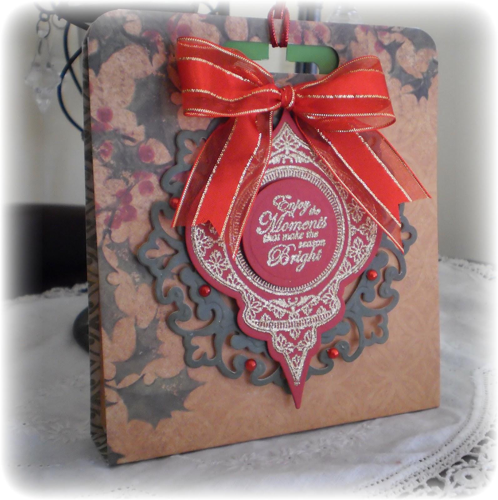 Sew Creative: Gift Card Holder