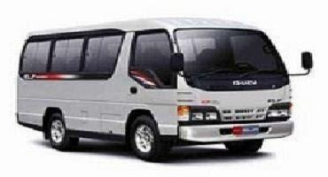 Elf - Bali Car Charter