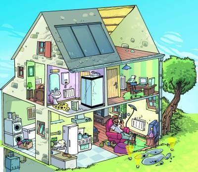 Fran ais la maison - La maison des doudous ...