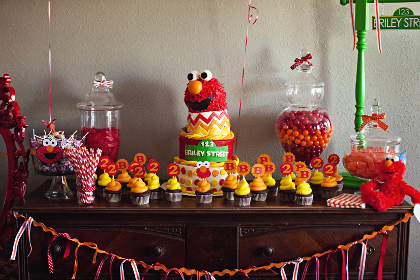 Party sesame street elmo life baby baby showers parties nurseries baby products - Sesame street baby shower ...