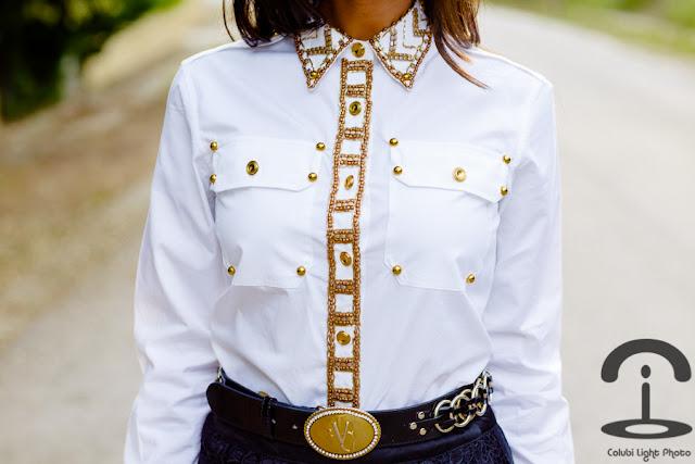 Декор блузок своими руками 39