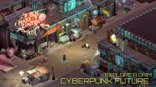 ShadowRun Returns apk game