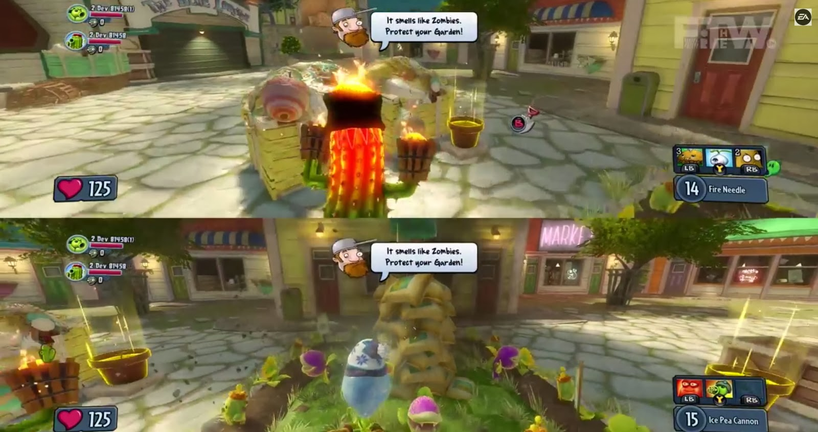 Plants Vs Zombies Garden Warfare Multiplayer - [aragundem.com]
