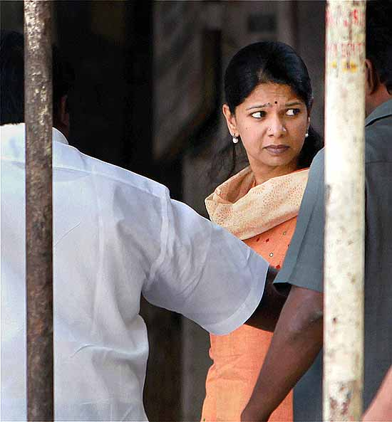 Kanimozhi-M-Karunanidhi-daughter-DMK-2G-Scam-Tihar-jail