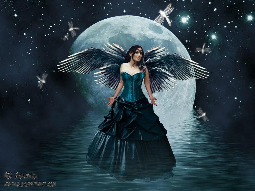 Blah Blah Blog: Just pretty fairies?