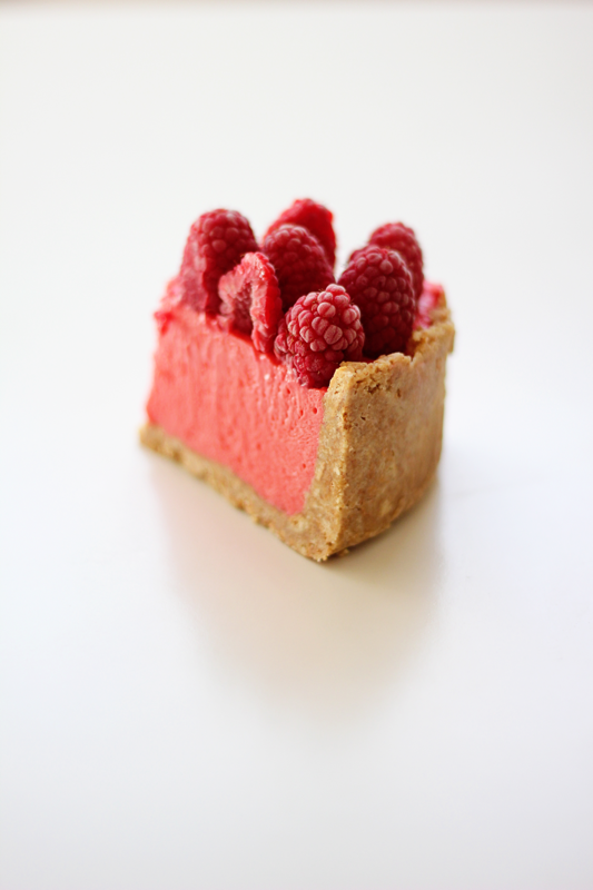 Raspberry Ice Cream Pie On A Hot Summer Day Sure Sounds Good! « Acts ...